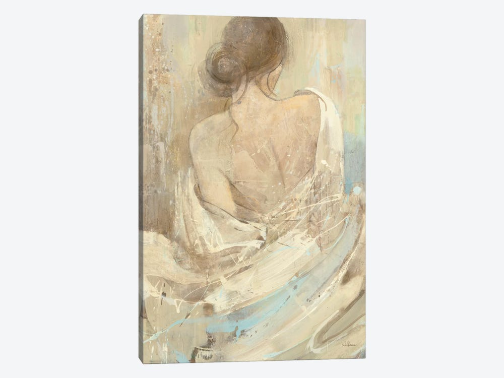 Abstract Figure Study I by Albena Hristova 1-piece Art Print