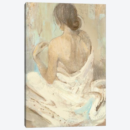 Abstract Figure Study II Canvas Print #WAC2716} by Albena Hristova Canvas Wall Art
