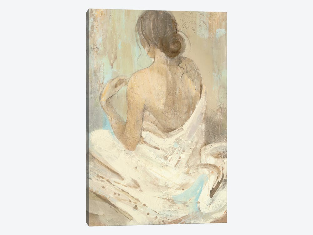 Abstract Figure Study II 1-piece Canvas Art