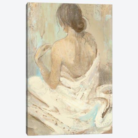 Abstract Figure Study II Canvas Print #WAC2716} by Albena Hristova Canvas Wall Art