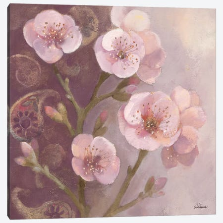 Gypsy Blossoms I Canvas Print #WAC2761} by Albena Hristova Canvas Wall Art