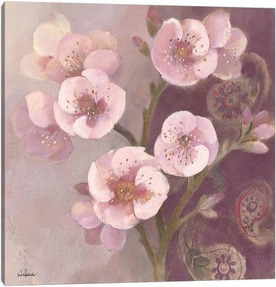 Gypsy Blossoms II Canvas Art Print