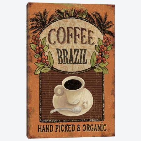 Coffee Blend Label IV  Canvas Print #WAC276} by Daphne Brissonnet Canvas Art