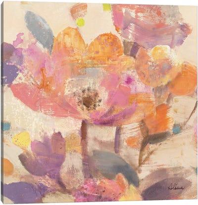 Vibrant Crop I Canvas Art Print