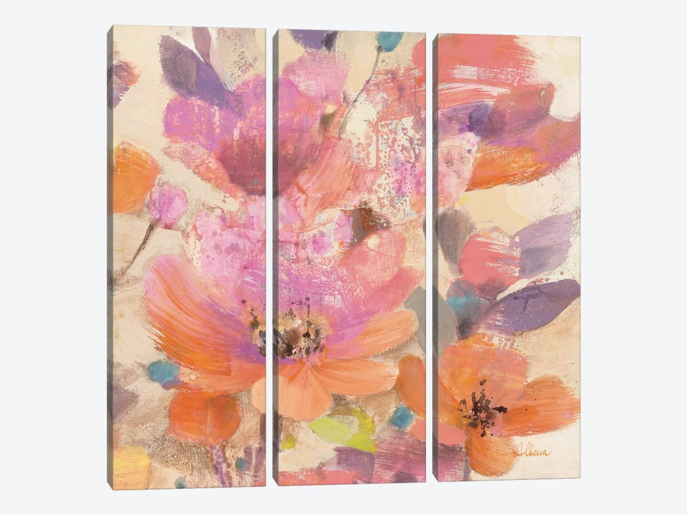 Vibrant Crop II 3-piece Art Print