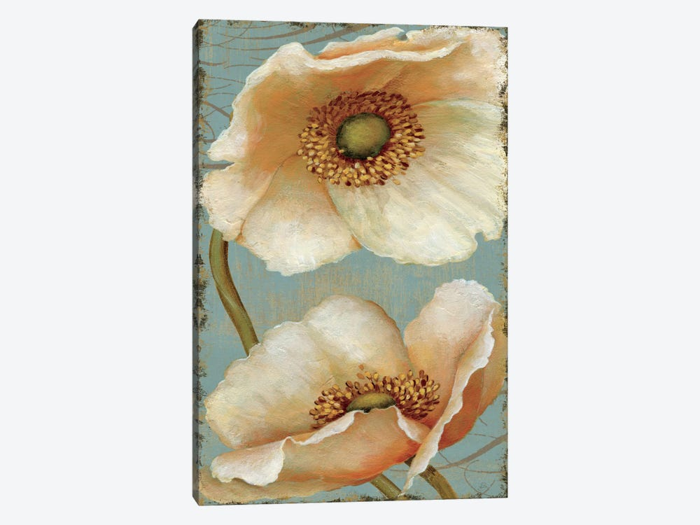 Windflower IV by Daphne Brissonnet 1-piece Canvas Art Print