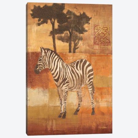 Animals on Safari II Canvas Print #WAC28} by Albena Hristova Art Print