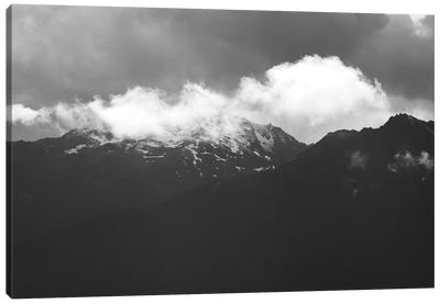Hurricane Ridge II Canvas Art Print
