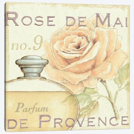 Fleurs and Parfum I Canvas Print #WAC290} by Daphne Brissonnet Canvas Art Print