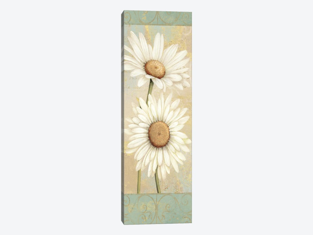 Beautiful Daisies I by Daphne Brissonnet 1-piece Canvas Art