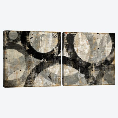 Industrial Diptych Canvas Print Set #WAC2HSET028} by Michael Mullan Canvas Art