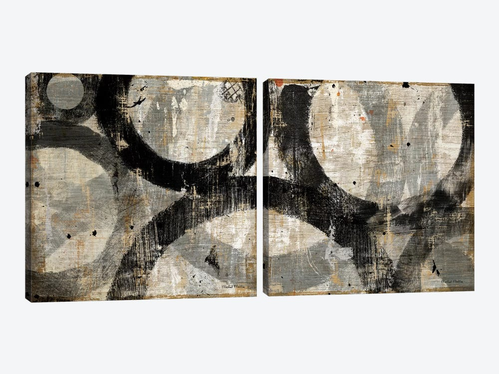Industrial Diptych by Michael Mullan 2-piece Art Print