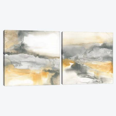 Minerals Diptych Canvas Print Set #WAC2HSET081} by Chris Paschke Canvas Wall Art