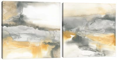Minerals Diptych Canvas Art Print