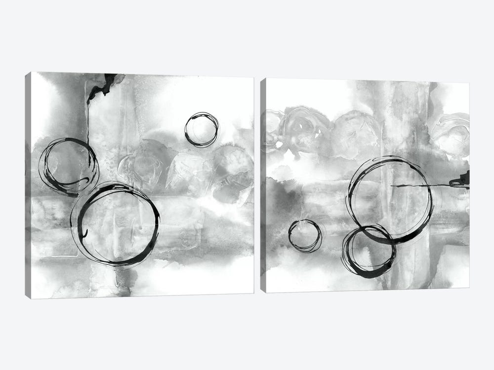 Full Circle Diptych by Chris Paschke 2-piece Art Print
