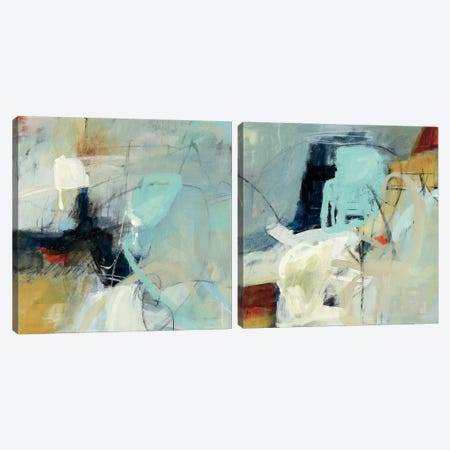 Apex Diptych Canvas Print Set #WAC2HSET083} by CJ Anderson Canvas Wall Art