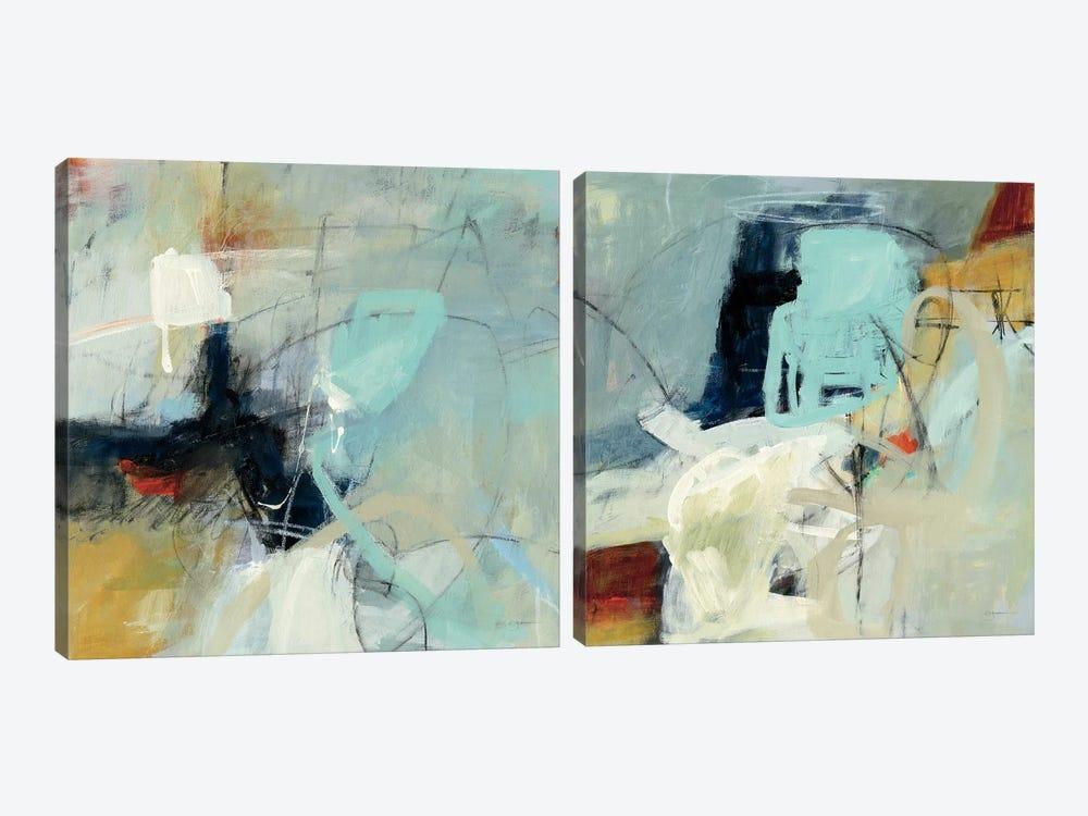 Apex Diptych by CJ Anderson 2-piece Canvas Artwork