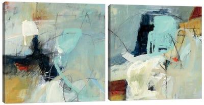 Apex Diptych Canvas Art Print