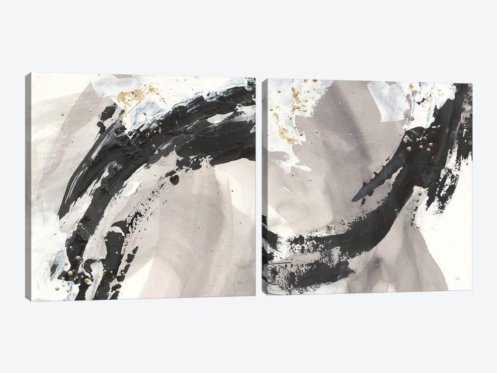 Galaxy Diptych by Chris Paschke 2-piece Canvas Wall Art