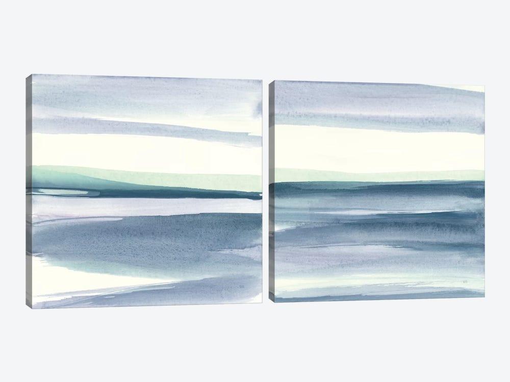 Mint Dawn Diptych II by Chris Paschke 2-piece Art Print