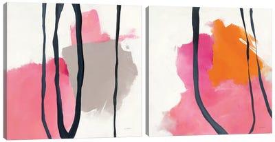 Somersault Diptych Canvas Art Print