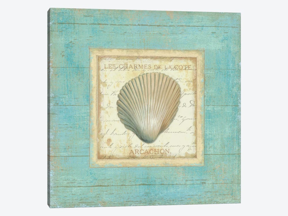 Bijou de Mer III  by Daphne Brissonnet 1-piece Canvas Art