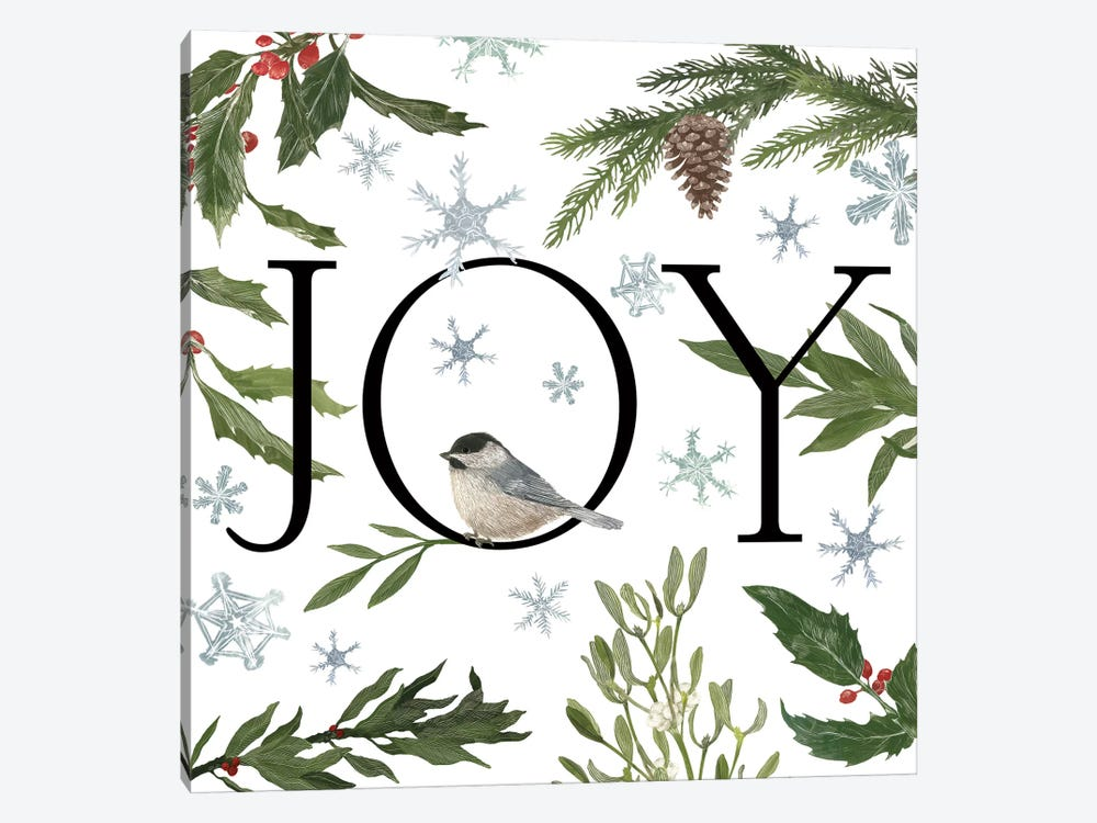 Peace And Joy II by Sara Zieve Miller 1-piece Canvas Print