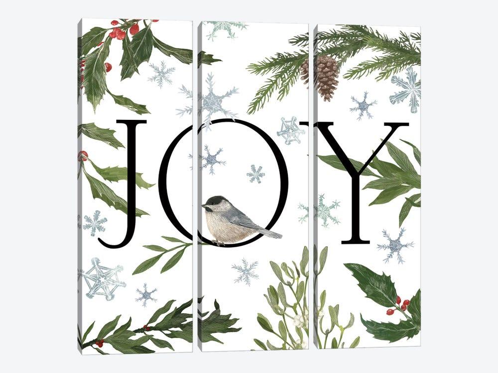 Peace And Joy II by Sara Zieve Miller 3-piece Art Print