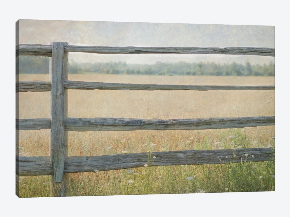 Edge of the Field by Elizabeth Urquhart 1-piece Canvas Wall Art
