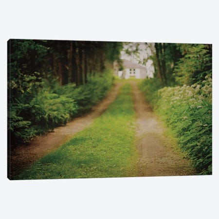 Going Home Canvas Print #WAC3183} by Elizabeth Urquhart Art Print