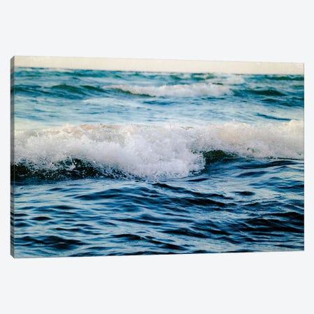 Blue Lake IV Canvas Print #WAC3194} by Elizabeth Urquhart Art Print