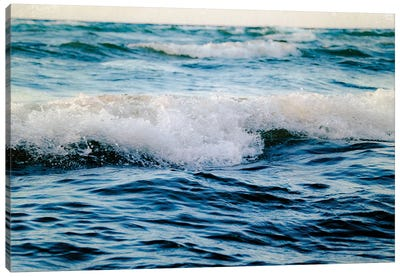 Blue Lake IV Canvas Art Print
