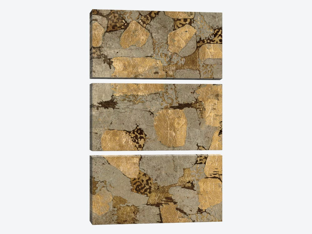 Road of Stones I by All That Glitters 3-piece Canvas Art Print