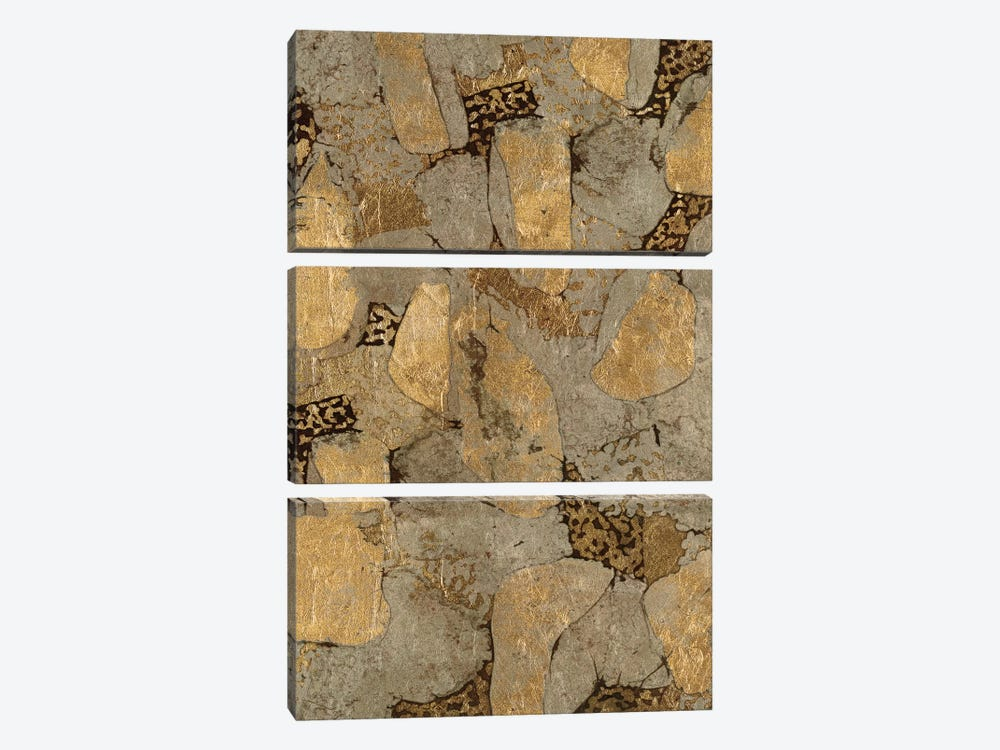 Road of Stones II by All That Glitters 3-piece Canvas Art