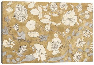 Floral Joy II Canvas Art Print
