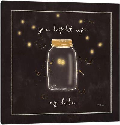 Firefly Glow I Canvas Art Print