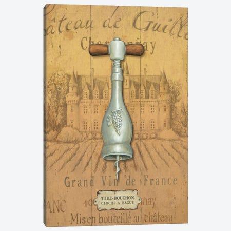 Antique Corkscrew IV Canvas Print #WAC323} by Daphne Brissonnet Canvas Print