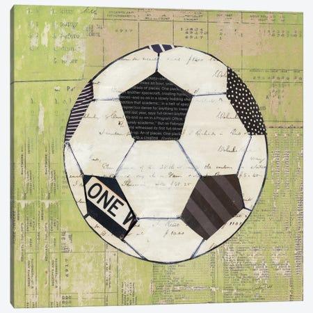 Play Ball III Canvas Print #WAC3251} by Courtney Prahl Canvas Art Print