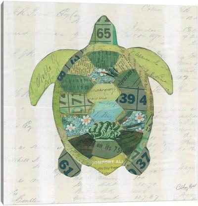 In the Ocean I Canvas Print #WAC3259