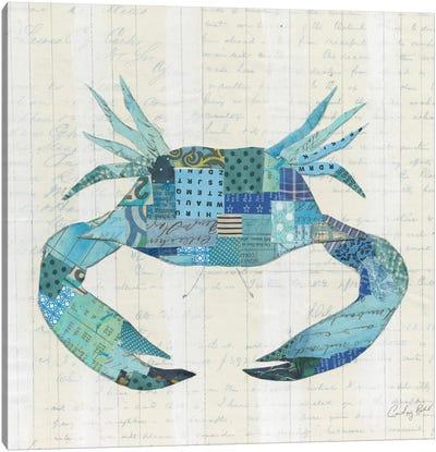 In the Ocean II Canvas Print #WAC3260