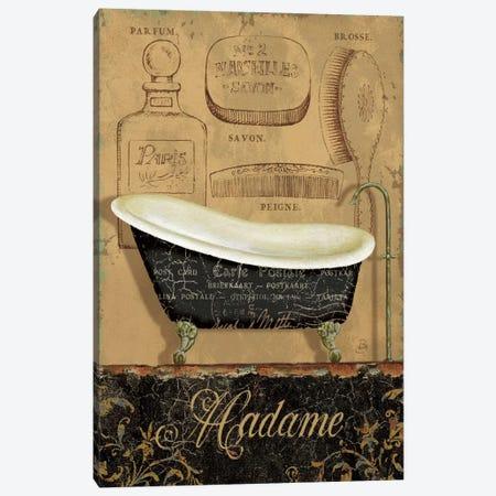 Bain de Madame Canvas Print #WAC326} by Daphne Brissonnet Canvas Artwork