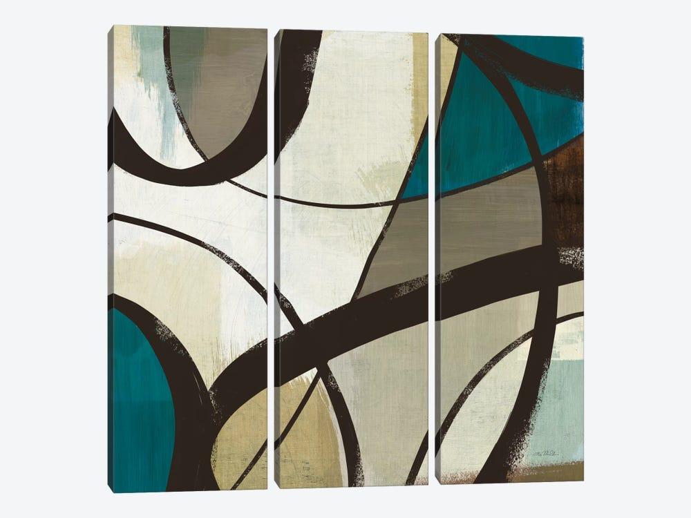 So Sumi II by Michael Mullan 3-piece Canvas Art Print