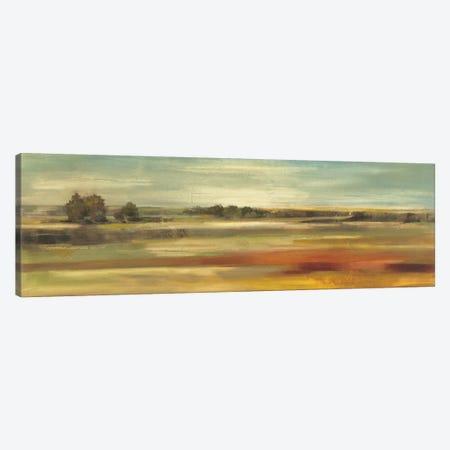 Emerald Meadows Canvas Print #WAC3289} by Silvia Vassileva Canvas Wall Art