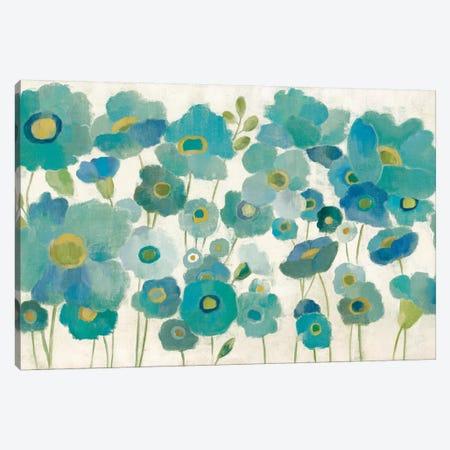 Floral Lace II Canvas Print #WAC3290} by Silvia Vassileva Art Print