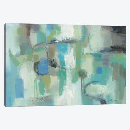 Mountain Spring II Canvas Print #WAC3291} by Silvia Vassileva Canvas Art Print