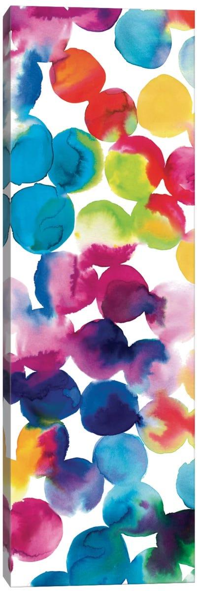 Bright Circles II Canvas Print #WAC3303