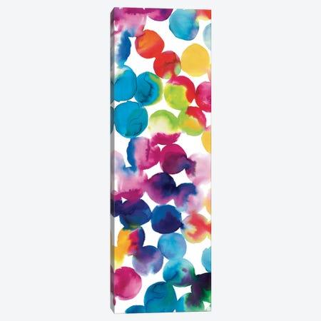 Bright Circles II Canvas Print #WAC3303} by Wild Apple Portfolio Canvas Print
