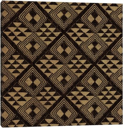 African Wild Pattern II Canvas Art Print