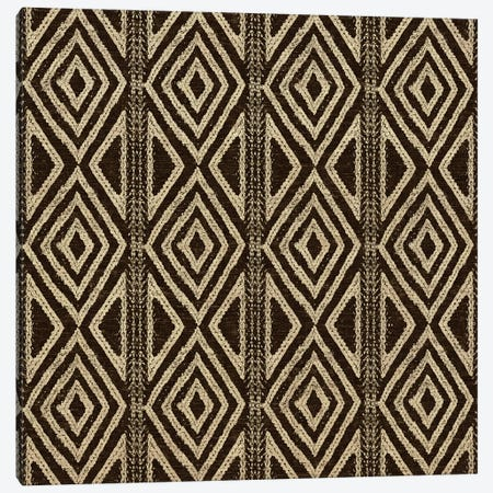 African Wild Pattern III Canvas Print #WAC3306} by Wild Apple Portfolio Canvas Wall Art