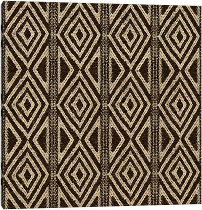 African Wild Pattern III Canvas Print #WAC3306